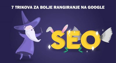 seo strategija